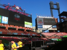U2 at Busch Stadium in St. Louis