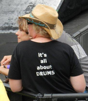 it's all about DRUMS