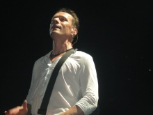 Larry Mullen Seattle 360 2011