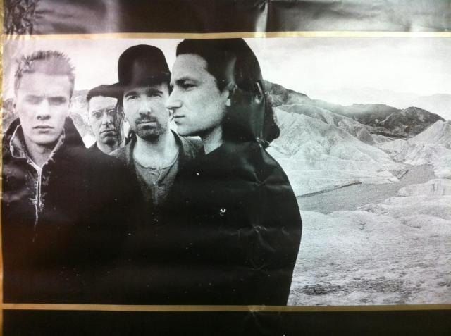 My Favorite U2 Albums – On the Road With U2