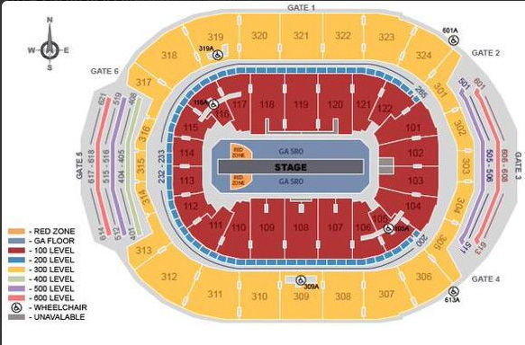 supposed U2 iNNOCENCE + eXPERIENCE floor plan