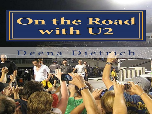 1On_the_Road_with_U2_Cover_for_Kindle