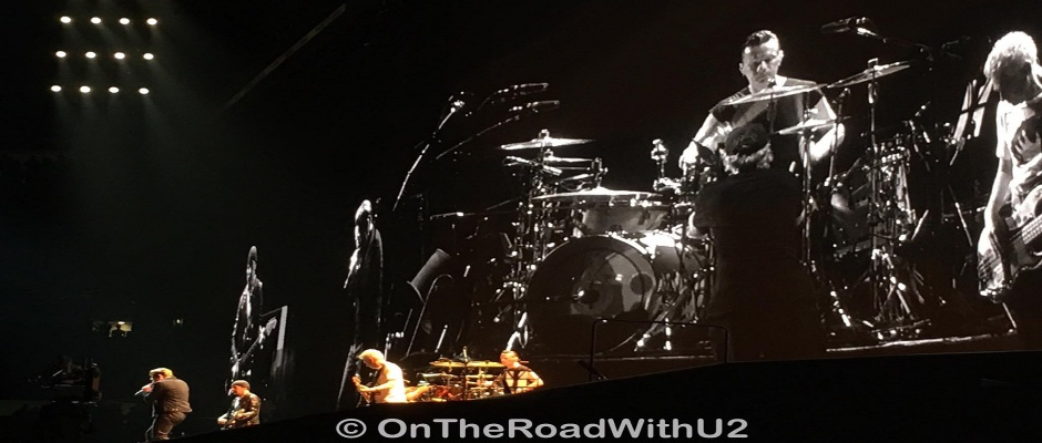 On the Road With U2 – My Musical Journey